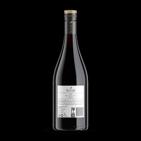 2019 Soar McLaren Vale Shiraz (12 Bottles)